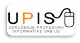 Udruzenje profesora informatike Srbije